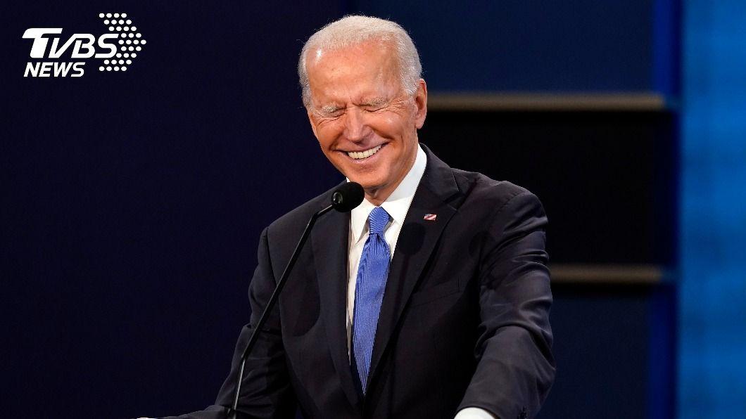 美民主黨籍總統候選人拜登。(圖/達志影像美聯社) 美媒再爆料 拜登經安排與陸企合資高層見面