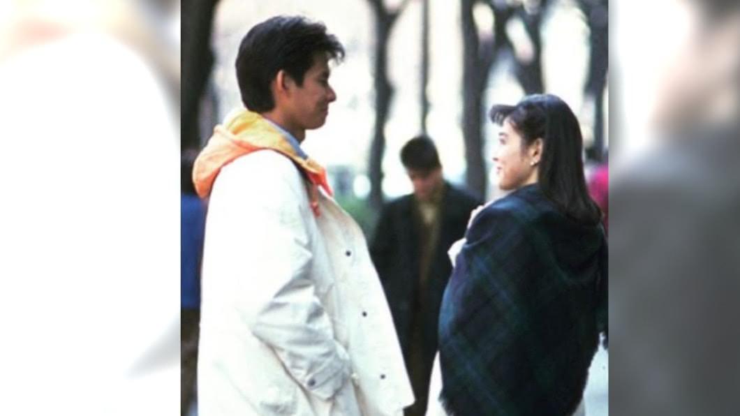 圖/翻攝自lcylcyhehe instagram 「東京愛情故事」再播出! 29年前珍貴花絮曝