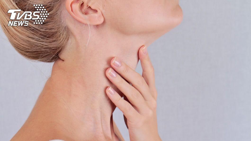 甲狀腺控管制全身的代謝功能。(示意圖/shutterstock達志影像) 甲狀腺異常讓記憶力差?身體7變化恐代謝力下降警訊