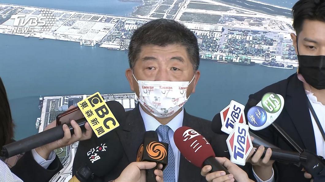 (圖/TVBS資料畫面) 陳時中投書奧報 籲WHO「納入台灣」協助抗疫
