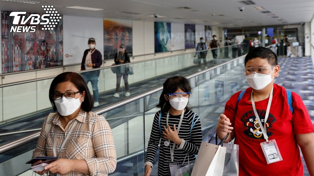 (圖/達志影像路透社) 香港旅遊業要求強制病毒檢測 以助恢復通關