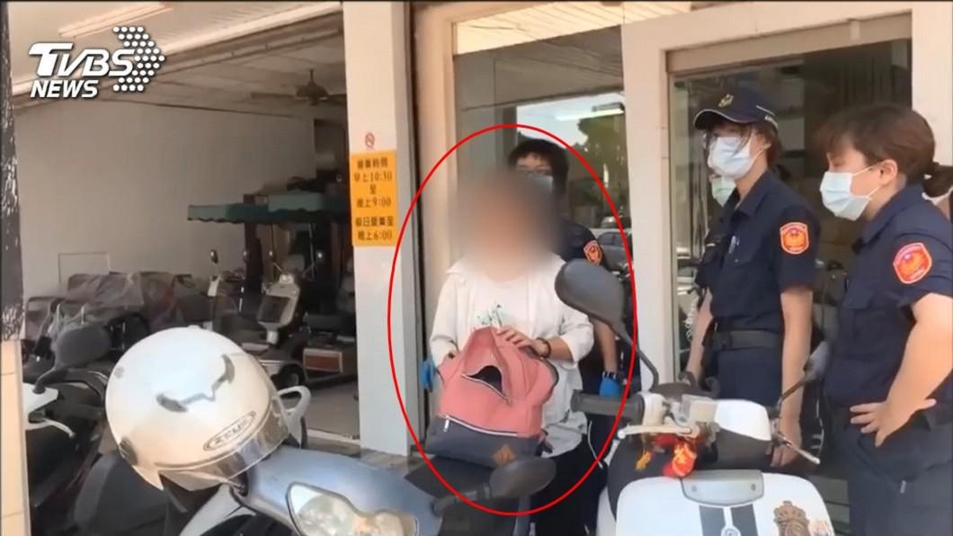 蘇大媽被判刑8個月,(圖/TVBS) 2年亂檢舉1480件!台南「蘇大媽」慘了 蹲牢8個月