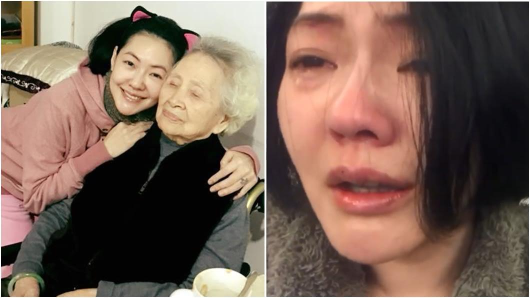 (圖/翻攝自小S臉書) 98歲奶奶逝世 小S曝「她心中最大的痛」忍淚告別