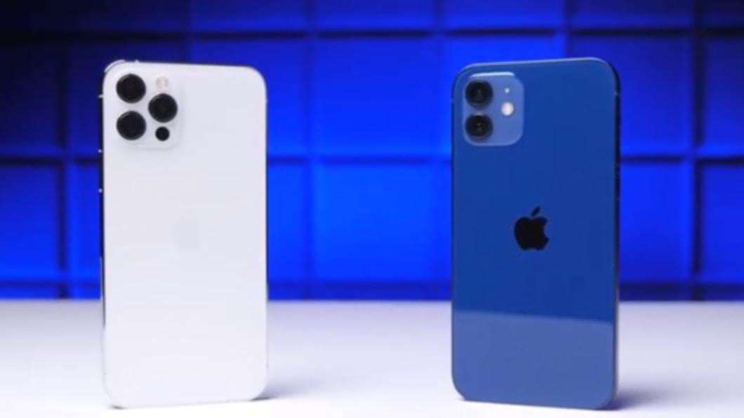 圖/翻攝自PhoneBuff Youtube 新iPhone藍來頭不小 其實是時尚「克萊因藍」