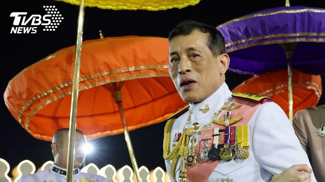 泰王瓦吉拉隆功長期旅德。((圖/達志影像路透社) 泰國反政府示威 籲德國協助調查泰王旅德行為