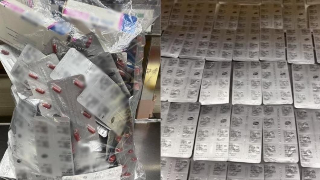 網友分享遭丟棄的標靶藥物。(圖/翻攝自爆料公社二社) 市價146萬藥品遭丟棄 藥師心寒:1顆等於1天薪水