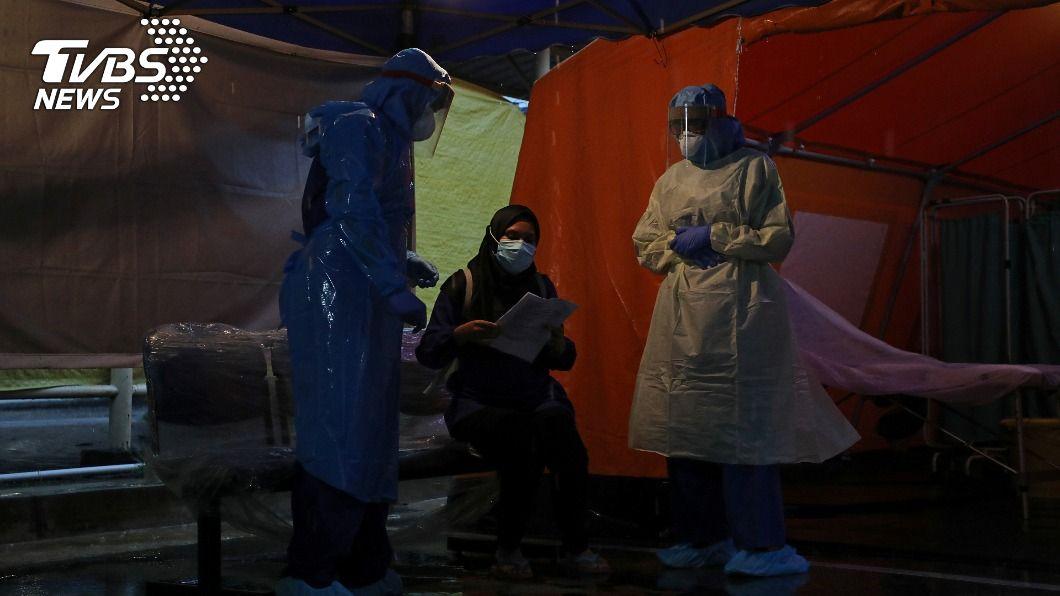 (圖/達志影像路透社) 全球15%染疫死亡病例與空污有關 新冠肺炎最新情報