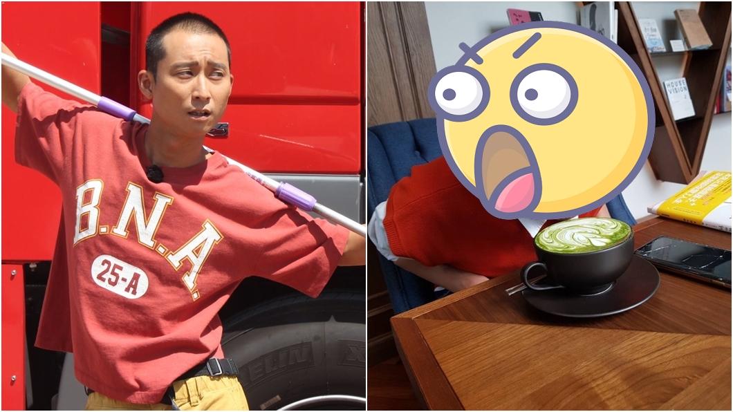 (圖/翻攝自浩角翔起笑一個官方粉絲專頁臉書) 浩子出道17年換震撼造型「大撞臉」 網嚇傻:你誰