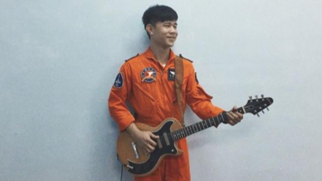 (圖/翻攝自tigersonic737 IG) F-5E殉職飛官朱冠甍 原訂明年1月晉升少校