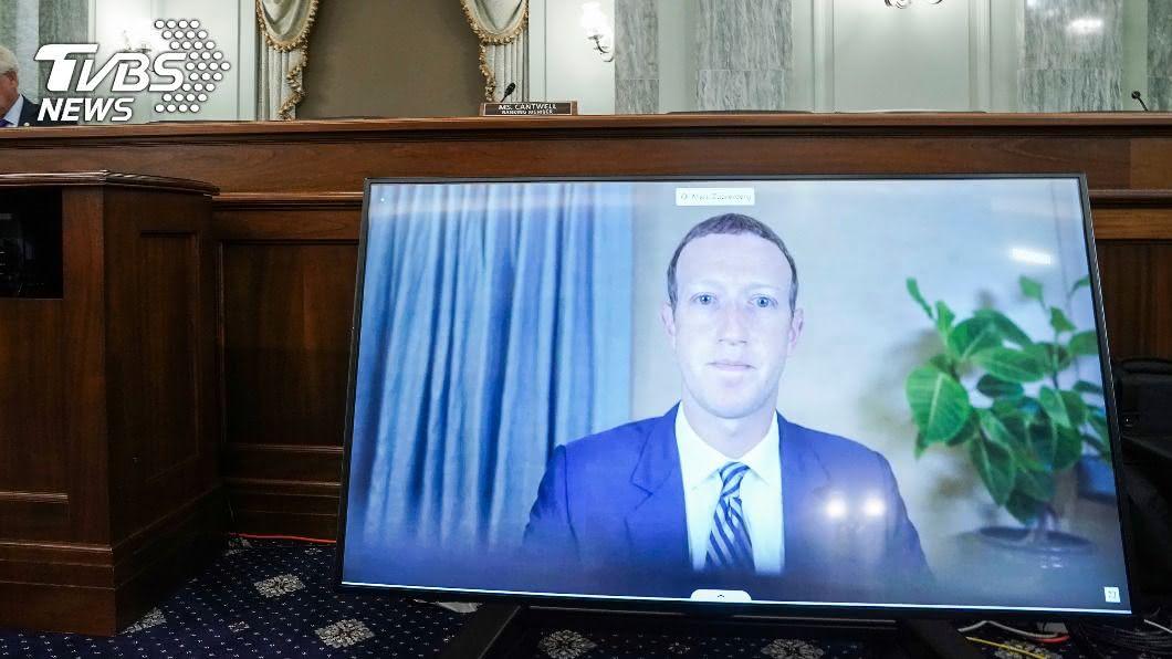 (圖/達志影像美聯社) 臉書淡化拜登之子報導 祖克柏稱因接獲FBI警告