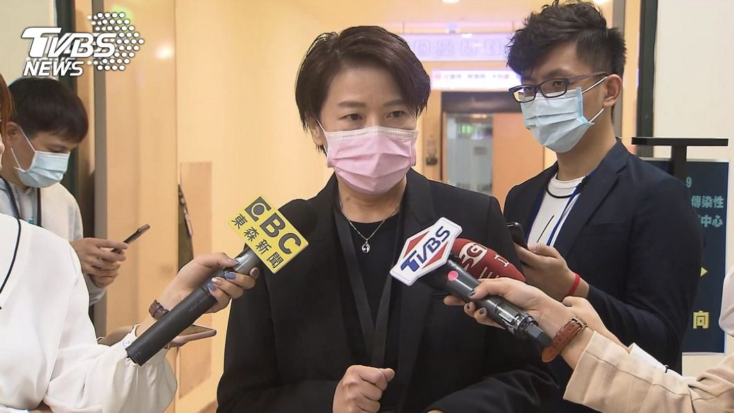 台北市副市長黃珊珊表示,沒有一家牛排店會關門。(圖/TVBS資料畫面) 駁牛排店關門說 黃珊珊稱北市零檢出只有豬肉