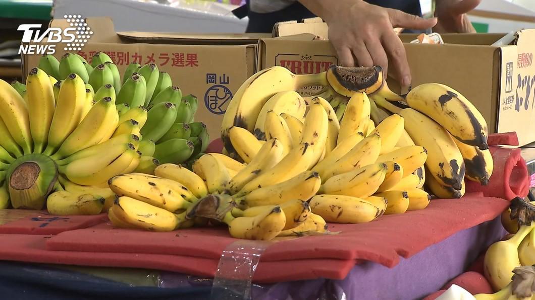 台灣蕉讚啦!香蕉九個月外銷3410公噸 創五年來新高