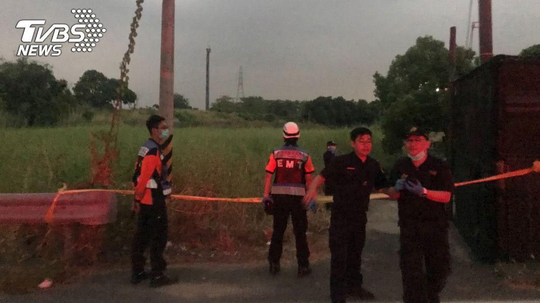 長榮大學馬來西亞籍女學生遭強擄殺害後棄屍山區。(圖/TVBS) 長榮大學女大生遭強擄殺害 家屬下午先後赴兩地招魂
