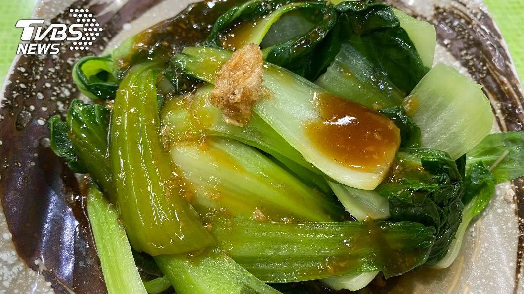 青江菜營養滿分,還能幫助改善乾眼症。(示意圖/shutterstock達志影像) 秋天快吃青江菜!營養師曝2大營養素 有效預防乾眼症