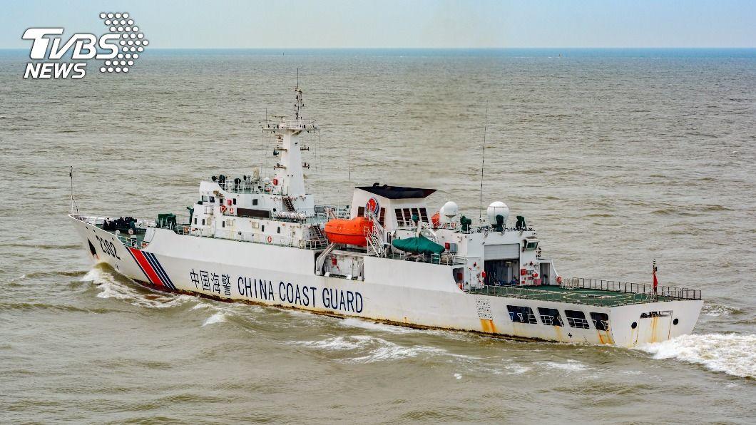 大陸海警船今天再度出現釣魚台列嶼周邊海域。(示意圖/shutterstock 達志影像) 大陸海警船連2天進釣島海 日方警告監控
