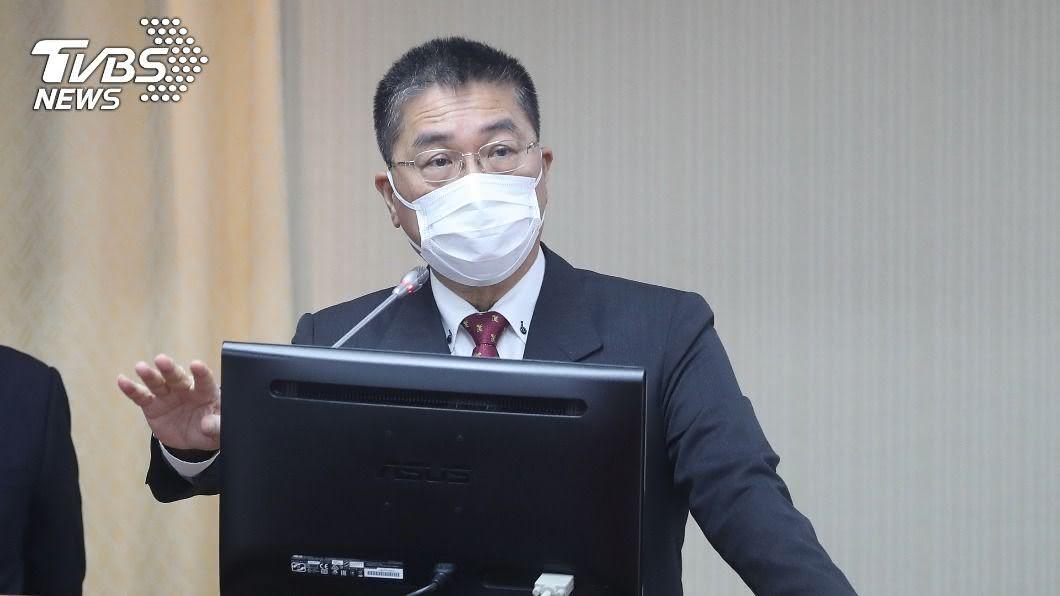 內政部長徐國勇。(圖/中央社) 江啟臣批治安會報1年未開 徐國勇:該開還是要開