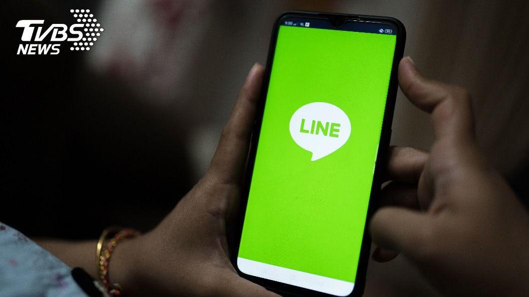 通訊軟體LINE今(2)日下午大當機,照片及影片都無法正常傳送。(示意圖/shutterstock 達志影像) LINE大當機全網哀號  照片、影片「傳一半卡死」
