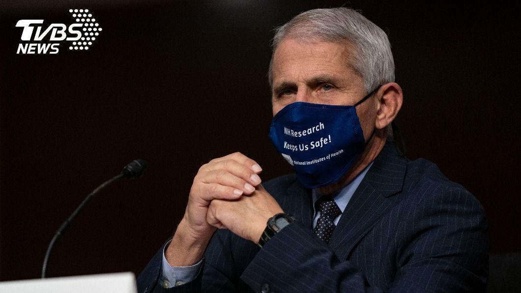 美國首席傳染病專家佛奇。(圖/達志影像美聯社) 美總統大選日近在眼前 白宮槓上防疫專家佛奇
