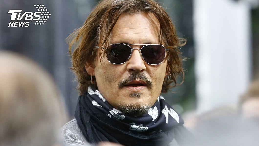 好萊塢影星強尼戴普(Johnny Depp)。(圖/達志影像路透社) 強尼戴普告太陽報敗訴 法官:打老婆報導屬實