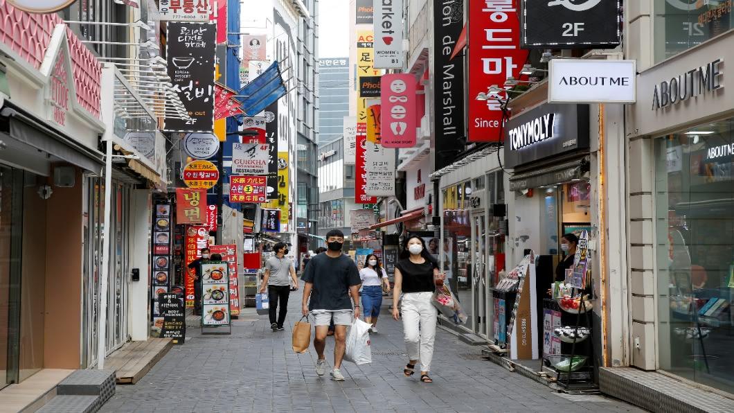 圖/達志影像路透 韓版黑色星期五!南韓購物節開跑  景氣風向球
