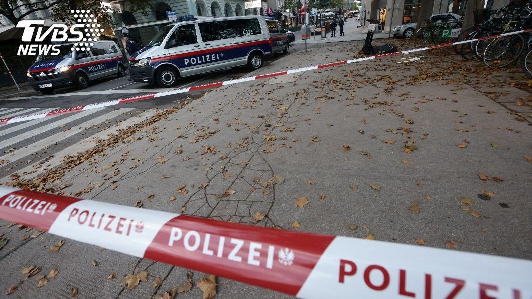 (圖/達志影像路透社) 奧地利維也納恐攻釀死傷 歐洲各界反應一次看