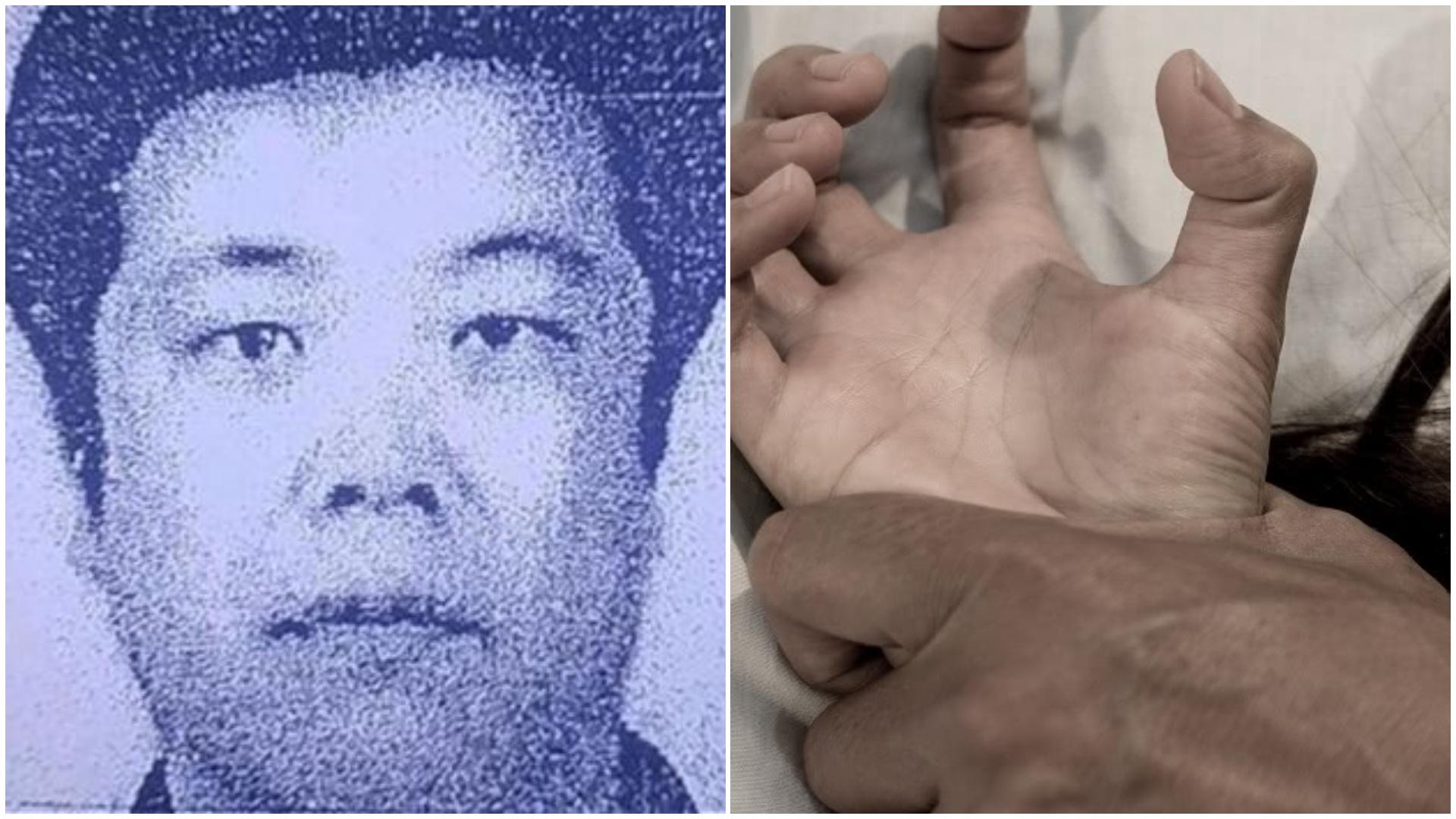 圖/翻攝自韓網、TVBS資料照 暴力侵犯女童害「腸流出」 惡嫌下月出獄正面照曝