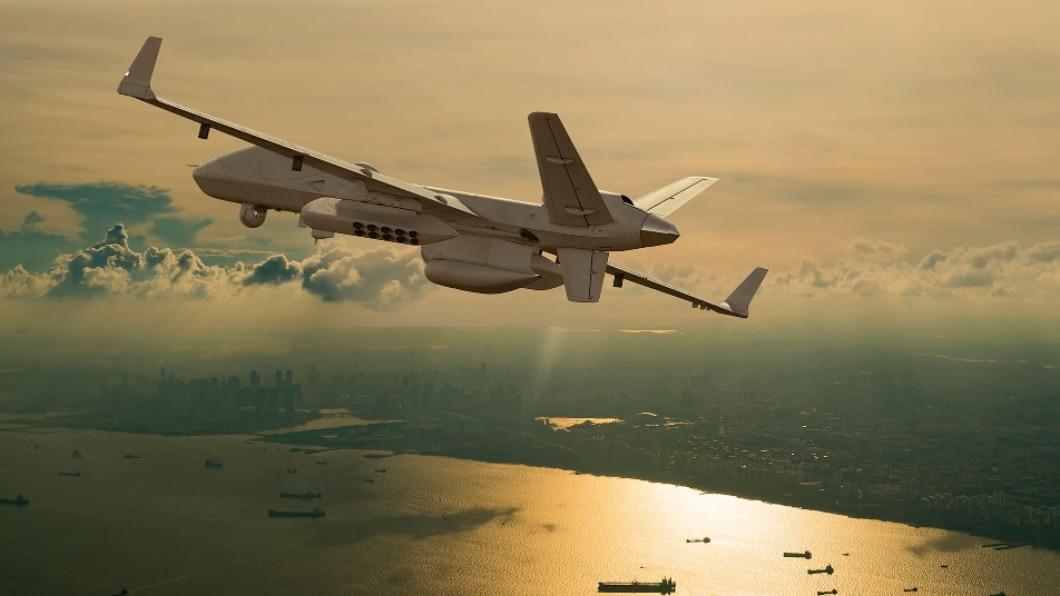 (圖/翻攝自通用原子航空系統公司網頁ga-asi.com) 美售台無人機 專家:搭載武器衛星通聯是亮點