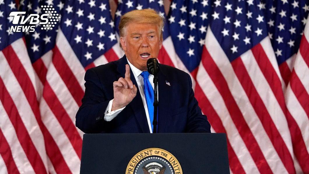 圖/達志影像美聯社 決戰白宮2020 狂人總統川普的連任之路