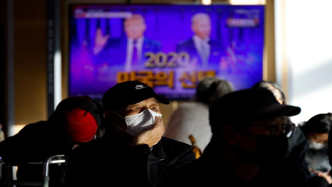 圖/達志影像路透 美國選情難料!南韓25人專案組「兩劇本」因應