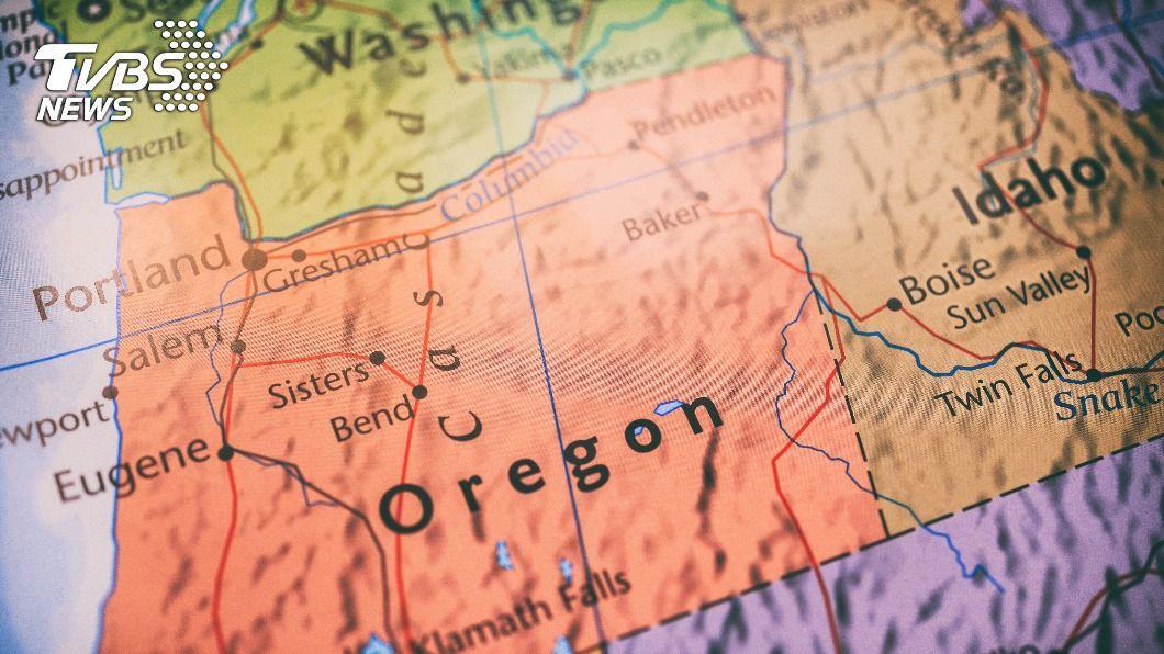 (示意圖/shutterstock 達志影像) 厭倦藍州生活 俄勒岡2保守郡想重劃州界當紅州人