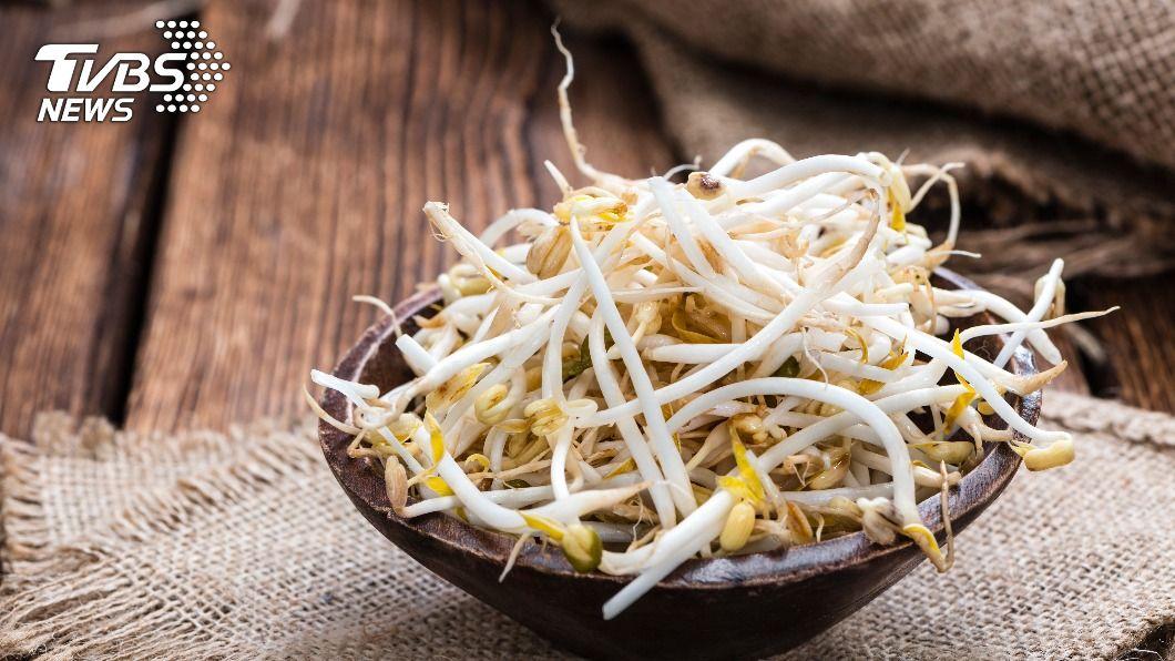 豆芽菜營養高但不易保存。(示意圖/shutterstock達志影像) 豆芽菜根變黑仍可吃? 專家推2招保鮮術營養不腐敗