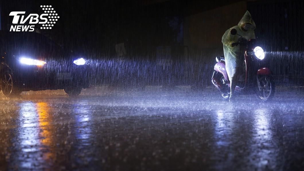 全台今晚「雨神同行」 雨勢最大時間出爐