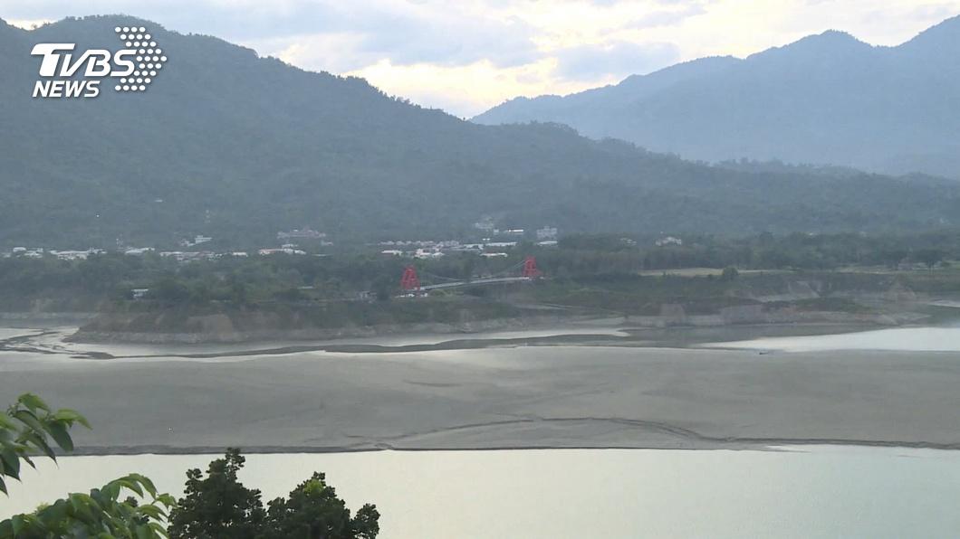 台南地區水情燈號18日將轉黃燈。(圖/TVBS) 水情吃緊 台南11/18起夜間減壓供水