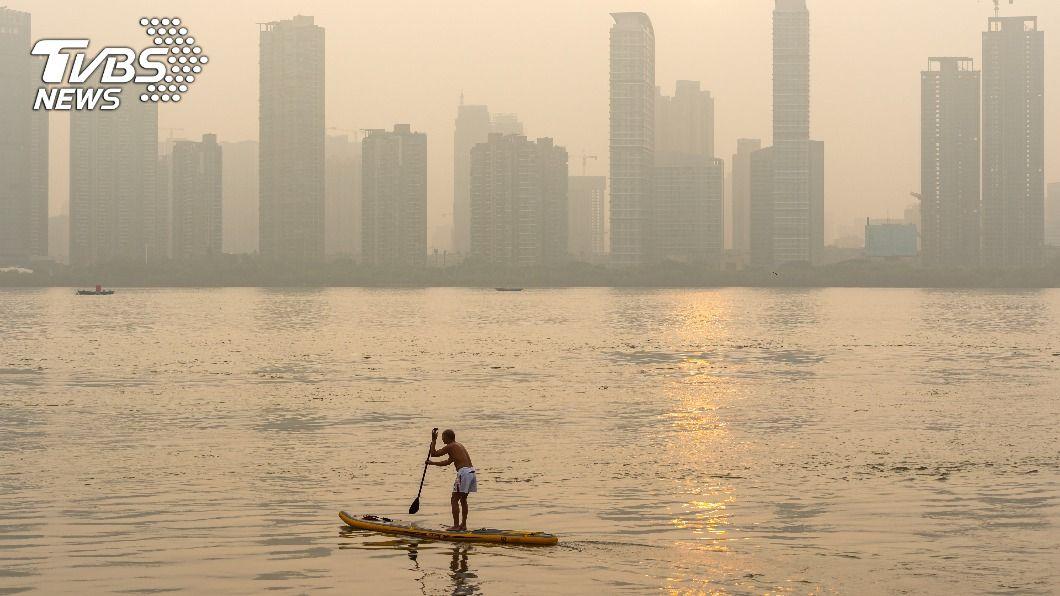 大陸長江。(示意圖/Shutterstock達志影像) 肺癌翁遭2男「壓頭泡長江」治病 網嘆:當恆河在泡?