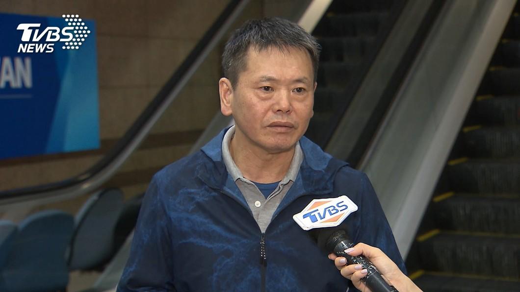 林為洲:對總召改選有點不滿 也對江啟臣有點失望│TVBS新聞網