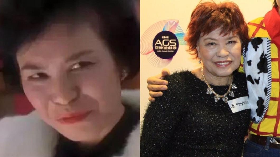 余慕蓮演出周星馳電影《整人專家》中的「朱太」一角廣為人知。(圖/翻攝自微博) 女星驚傳罹血癌病危 插管前喊「沒醒來就下輩子見」