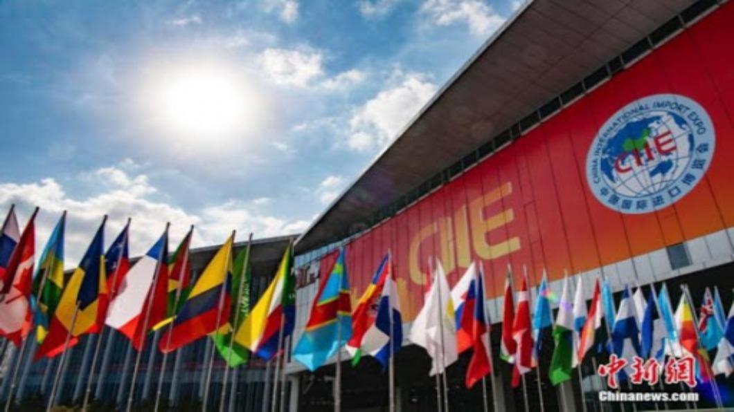 圖/翻攝自 中新網 中美關係未緩 大陸外貿報喜10月出口年增11%
