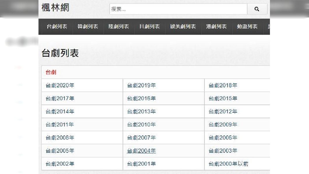 圖/翻攝自楓林網網頁 「楓林網」5年狂撈7千萬 2碩士生認罪下場慘了