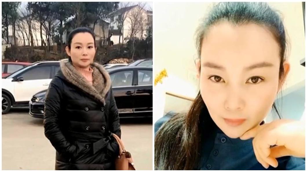 南京一名女子為了救同事被貨物砸傷腦死。(圖/翻攝自微博) 救同事被貨物重砸腦死 女過世後展大愛捐器官再救3人