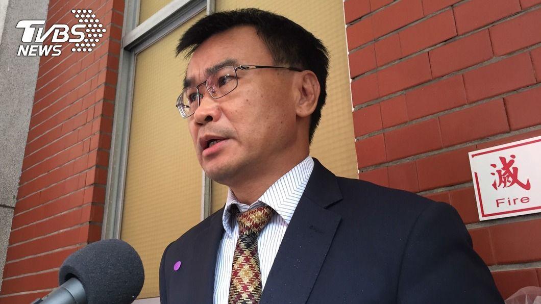 農委會主委陳吉仲。(圖/中央社) 嘉南2021年一期水稻停灌 每公頃補償8.2萬元起