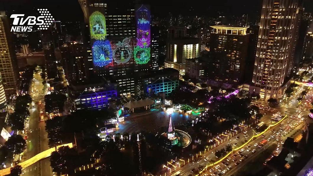 新北耶誕城演唱會將於12月12日及13日登場。(圖/TVBS) 新北耶誕城卡司一次看!Hebe、玖壹壹、金曲新人嗨翻
