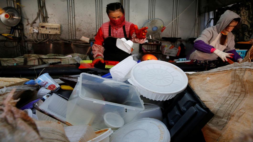圖/達志影像路透 連兩月破百萬人!南韓失業人口激增
