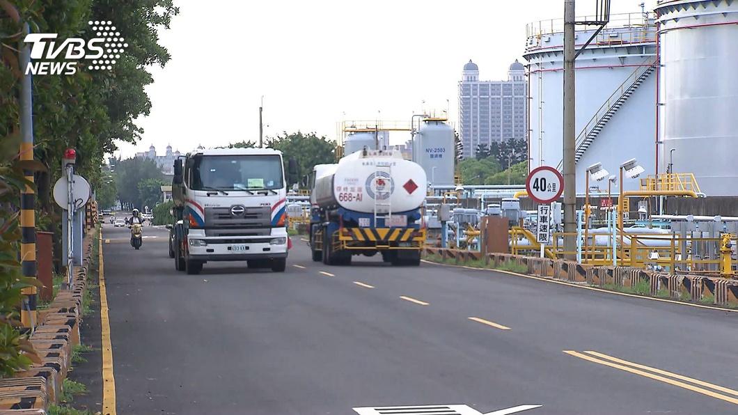 (圖/TVBS) 中油讓渡查德礦區股權給陸資 經長承諾一週內查明