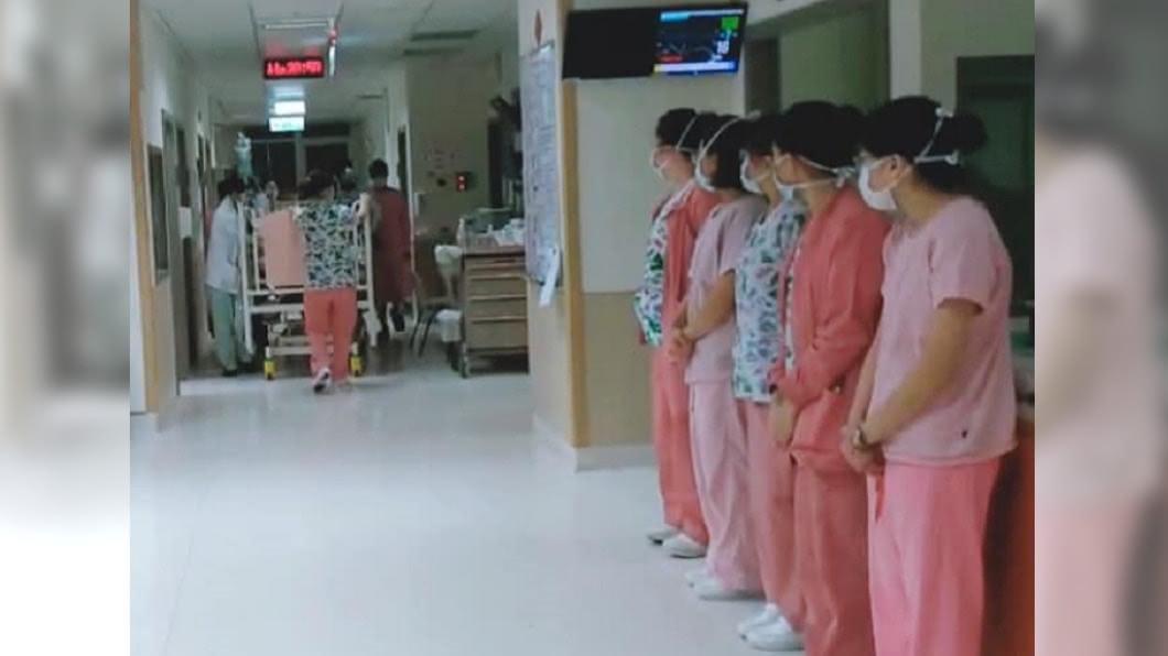 (圖/翻攝自長庚社會公益作伙來臉書) 兒腦死器捐救9人 母淚聽最後心跳:別延誤有家庭在等