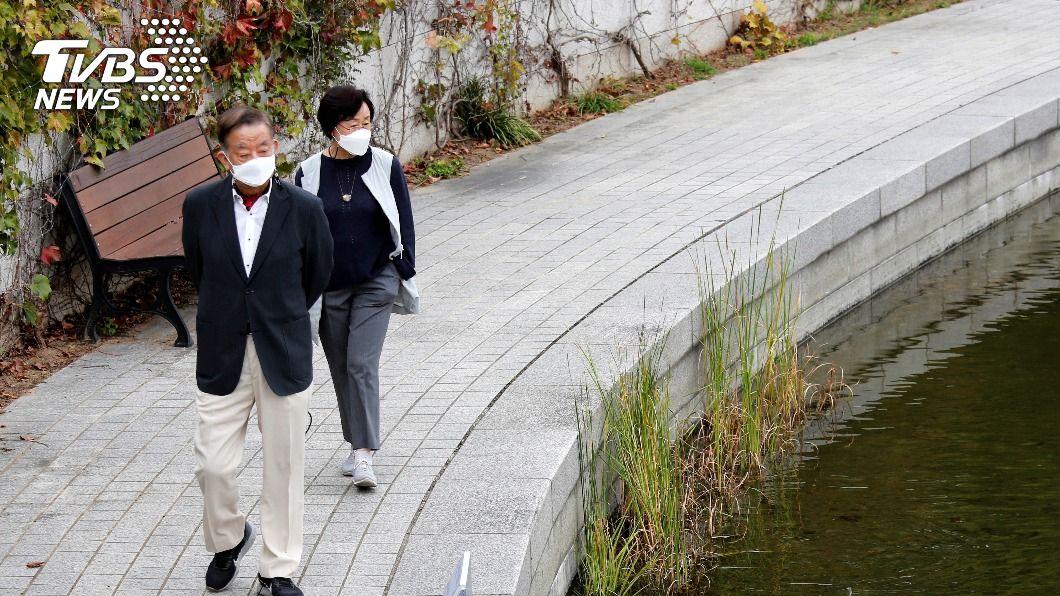 (圖/達志影像路透社) 韓國單日新增確診逼近200例 專家:疫情一觸即發