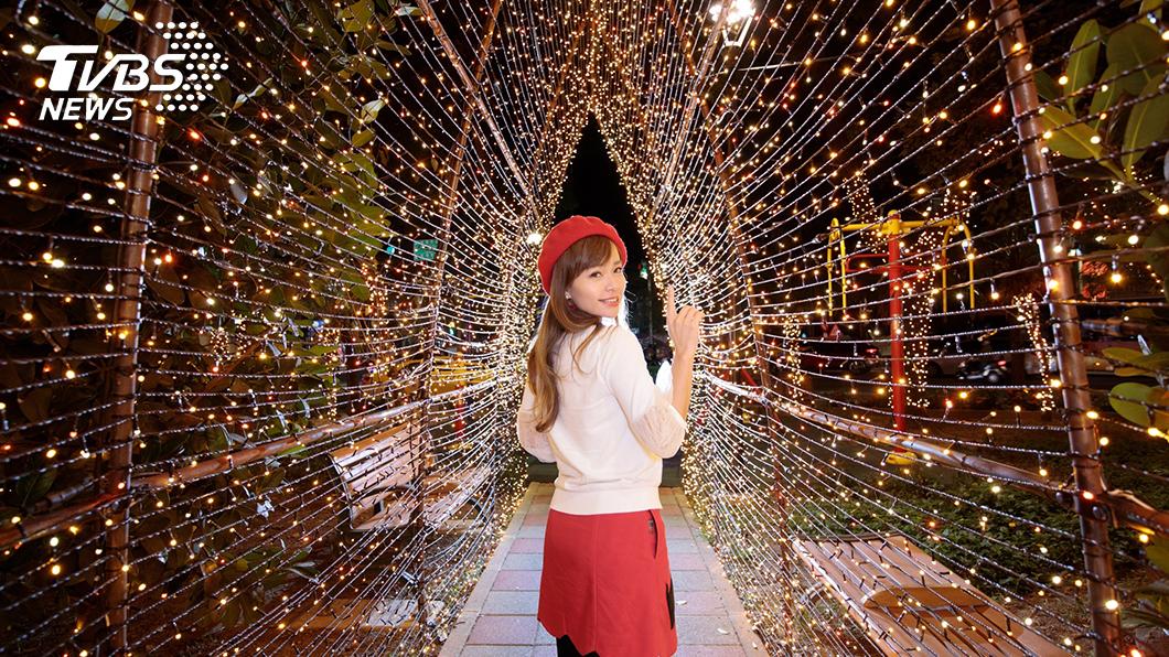 鬥陣來去府中。圖/新北市政府提供 開箱府中藝術裝置 主燈「魔豆‧魔豆」展現獨特城市魅力