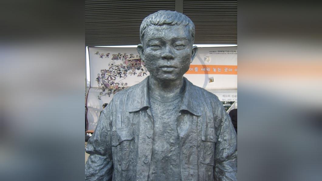 圖/翻攝自 全泰壹 전태일 維基百科 以生命抗不公!南韓工運烈士全泰壹逝世50年