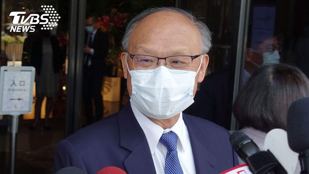 政務委員鄧振中。(圖/中央社) 爭取入CPTPP 鄧振中:台灣的努力受到多國歡迎