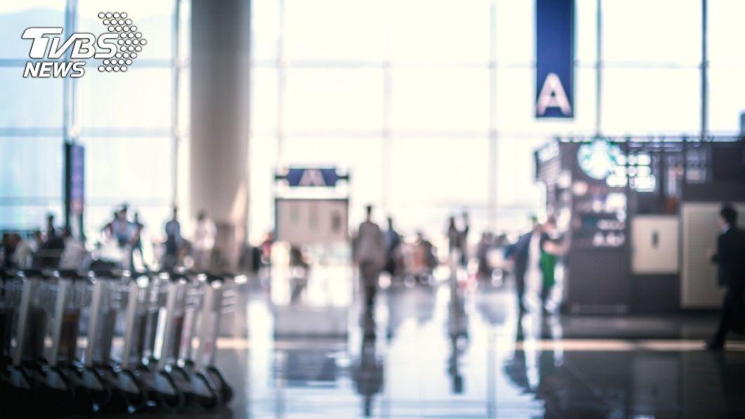 (示意圖/shutterstock 達志影像) 香港理工大學研究 港機場成新冠肺炎防疫破口