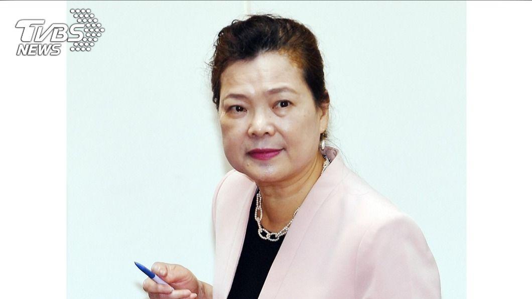 經濟部長王美花。(圖/中央社) 受制於大陸 王美花:RCEP不是我們要爭取加入的